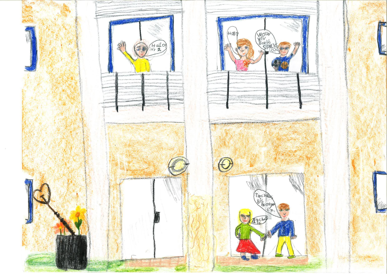 Geschichte Nr. 21 Haus Miteinander Gaustadt