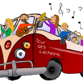 Logo - Tour des Laechelns