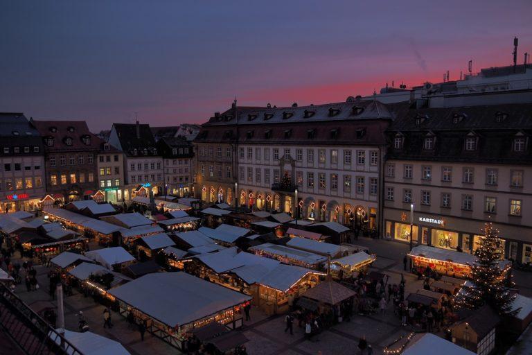 Read more about the article Weihnachtsmarkt startet am Dienstag