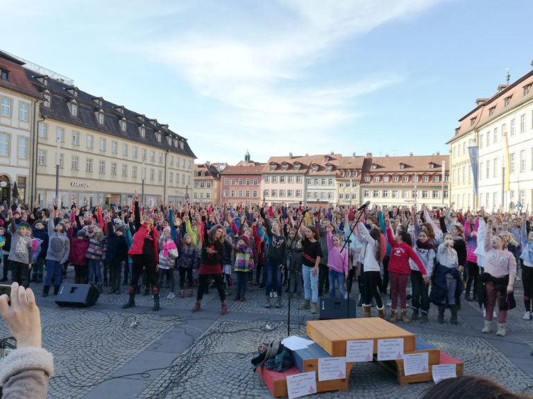 """Read more about the article """"One Billion Rising"""" 2020 in Bamberg"""