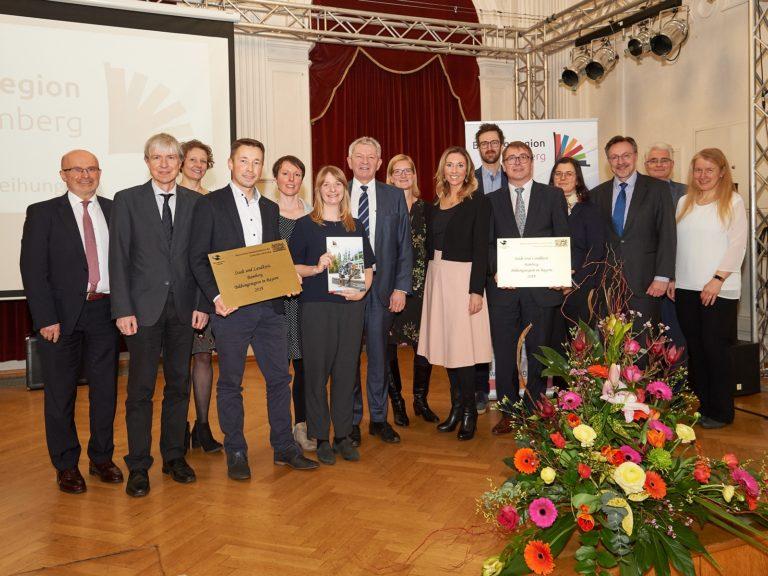 """Read more about the article Stadt und Landkreis sind """"Bildungsregion Bamberg"""""""