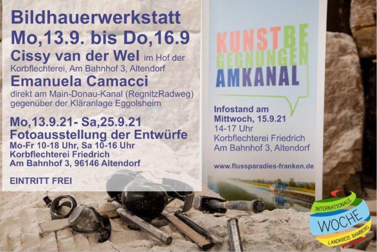 Read more about the article Skulpturen am Main-Donau-Kanal werden Wirklichkeit