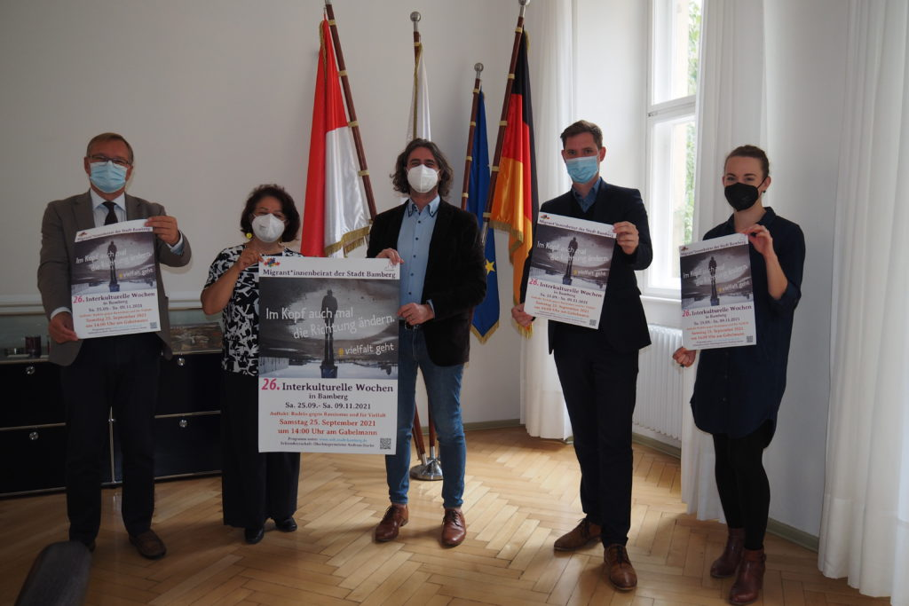 Read more about the article Zeichen gegen Hass, Ausgrenzung und Intoleranz setzen