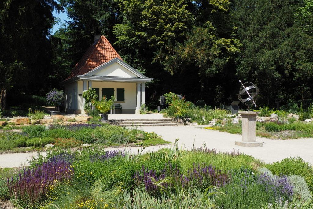 Read more about the article Vom Nutzen der Parkpflegewerke