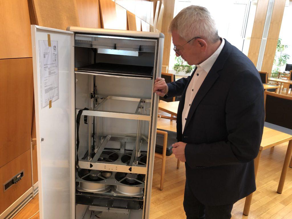 Read more about the article Landkreis beschafft 64 Luftreinigungsgeräte